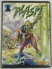 PLASM #0 TRADING CARD set in binder - Signed by Michael Witherby - Defiant, 1993