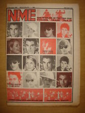 NME 1980 NOV 8 HUMAN LEAGUE RATS DAMNED AU PAIRS JAM