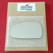 NEW Mirror Glass + ADHESIVE 00-06 AUDI TT COUPE/TT QUATTRO Driver Left Side LH