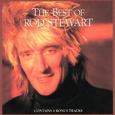 The Best of Rod Stewart [Warner Bros.] by Rod Stewart (CD, Nov-1989, Wea) Japan