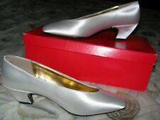 Size 6 B NEW Satin Dyeable Shoes Wedding/Prom/Special Occasion ~ First Quality ~