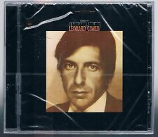 LEONARD COHEN SONGS OF  CD SIGILLATO!!!!