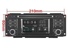 AutoRadio GPS DVD Navigation Stereo Headunit for Dodge Ram/Chrysler PT Cruiser