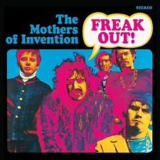 Freak Out! by Frank Zappa, Frank Zappa/The Mothers of Invention (CD,...