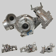 Turbocharger GOLF V PASSAT B6 TOURAN CADDY 1.9 TDI / 90-101-105 HP + Gasket Kit