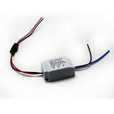 1X AC 85V-265V to DC 9V-12V LED Electronic Transformer Power Supply Driver 3X1W