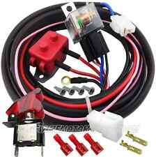 UNIVERSAL ELECTRIC FUEL PUMP HIGH AMP HEAVY DUTY RELAY SYSTEM & HARNESS