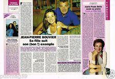 Coupure de Presse Clipping 1994 Jean Pierre Bouvier
