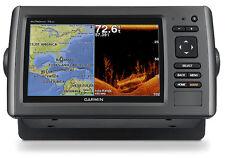 """Garmin echoMAP CHIRP 72sv Eco/Gps 7"""" con trasduttore GT52-TM 010-01574-01 #60120"""