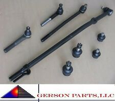 Suspension Ford F250- F350 Excursion 2WD Outer Tie Rods Center Links Ball joints