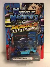 NEW Muscle Machines Muscle Tuners '02 Acura NSX T04-07