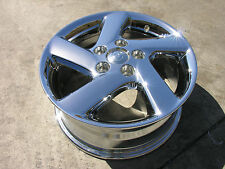 2003 2004 Mazda 6 Single Wheel Rim Chrome OEM 16in 64856 16x7