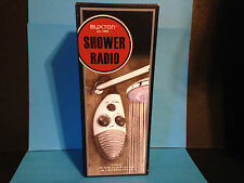 Buxton Shower Radio