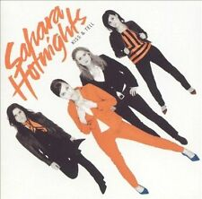 FREE US SH (int'l sh=$0-$3) NEW CD Sahara Hotnights: Kiss & Tell