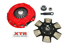 XTR STAGE 3 CLUTCH KIT 1986-1/2001 FORD MUSTANG GT LX COBRA SVT 4.6L 5.0L V8