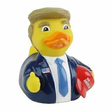 CelebriDucks Take Quack America THE Donald RUBBER DUCK Bath Toy