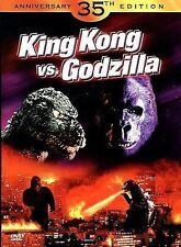 King Kong vs. Godzilla DVD