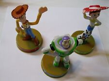 MC DONALD'S 2002 DISNEY 100 YEARS OF MAGIC 3 PC OF TOY STORY