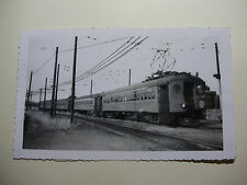 USA1006 - SOUTHERN PACIFIC LINES Interurban Electric Railway Photo