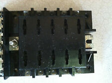 10 STATION TERMINAL FUSE BLOCK  FOR  BOATS  CARS