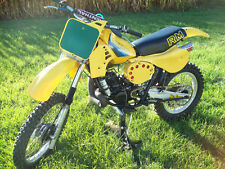 1981-1983 RM125 1981-1983 RM250 1981-1983 RM465 84 RM500 TWIN AIR-AIR BOX