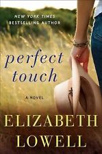 Perfect Touch: A Novel, Lowell, Elizabeth, Good Condition, Book