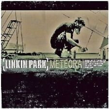 LINKIN PARK - METEORA CD ROCK 13 TRACKS NEU