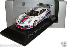 Porsche 911 GT3 Cup VIP Martini Racing Design ltd.Edition Spark 1:43 fabrikneu
