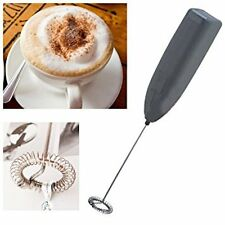 Coffee Latte Milk Frother Hot Chocolate Frothy Whisker Whisk Cappuccino Blend UK