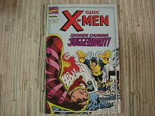 COMIC CLASSIC X-MEN Nº 7 MARVEL COMICS - COMICS FORUM USADO