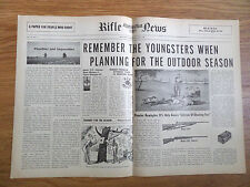 1949 Remington Rifle Gun News Ad Model 521T 513S Sporter   Youngsters