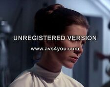 """Carrie Fisher 10"""" x 8"""" Photograph no 61"""