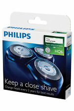 NEW Philips HQ6-50 Replacement Heads 3 Pack