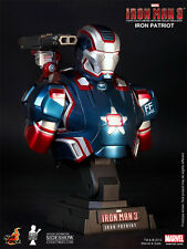 Hot Toys IRON MAN PATRIOT BUST