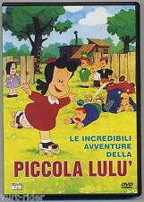le incredibili avventure della PICCOLA LULU' - DVD buone condizioni