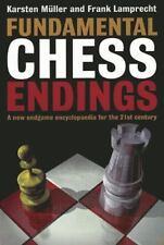 Fundamental Chess Endings by Muller, Karsten, Lamprecht, Frank