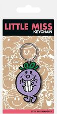 LITTLE MISS NAUGHTY RUBBER KEYRING NEW 100% OFFICIAL MERCHANDISE