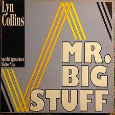 LYN COLLINS • Mr. Big Stuff • Vinile 12 Mix • 1989 FLINFLAM