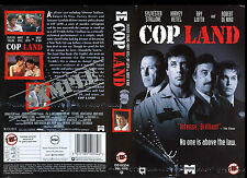 Cop Land - Sylvester Stallone - Video Promo Sample Sleeve/Cover #15976