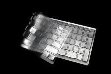 """TPU Clear Keyboard Protector Cover For 15.6"""" Lenovo Ideapad 110 (110-15) laptop"""
