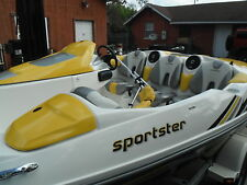 2006 SEA-DOO SPORTSTER 215 JETBOAT *LIKE NEW*