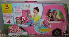 Barbie Mattel CJT42 Super Ferien Camper Hundeabenteuer Wohnmobil Neu & OVP