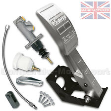 PREMIER FLOOR MOUNTED CLUTCH PEDAL BOX + KIT B **ALUMINIUM **CMB6751-ALI-KIT-LIN