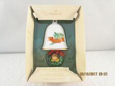 Hallmark 1982 Bellringer #4 Angel Bell Ringer Ornament