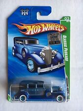 2010~RARE-SUPER TREASURE HUNT - CLASSIC PACKARD ~ HOT WHEELS-#03/12- VHTF