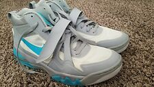 Nike Air Force Max CB 2 Charles Barkley, Men's Size 12, Gray Blue,616761-002