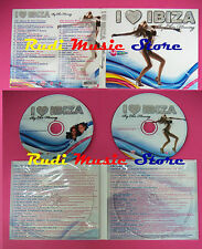 CD I LOVE IBIZA COMPILATION CHIC FLOWERZ no mc vhs dvd (C36)