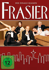 4 DVDs * FRASIER - STAFFEL / SEASON 11 ~ MB # NEU OVP =