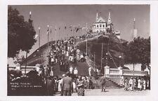 * BRAZIL - Rio de Janeiro - Igreja de N.S.da Penha 1955 Italian Mail
