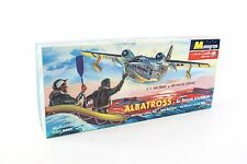 Monogram SA-16B Albatross US Air Force Rescue Amphibian Airplane Scale Model Kit